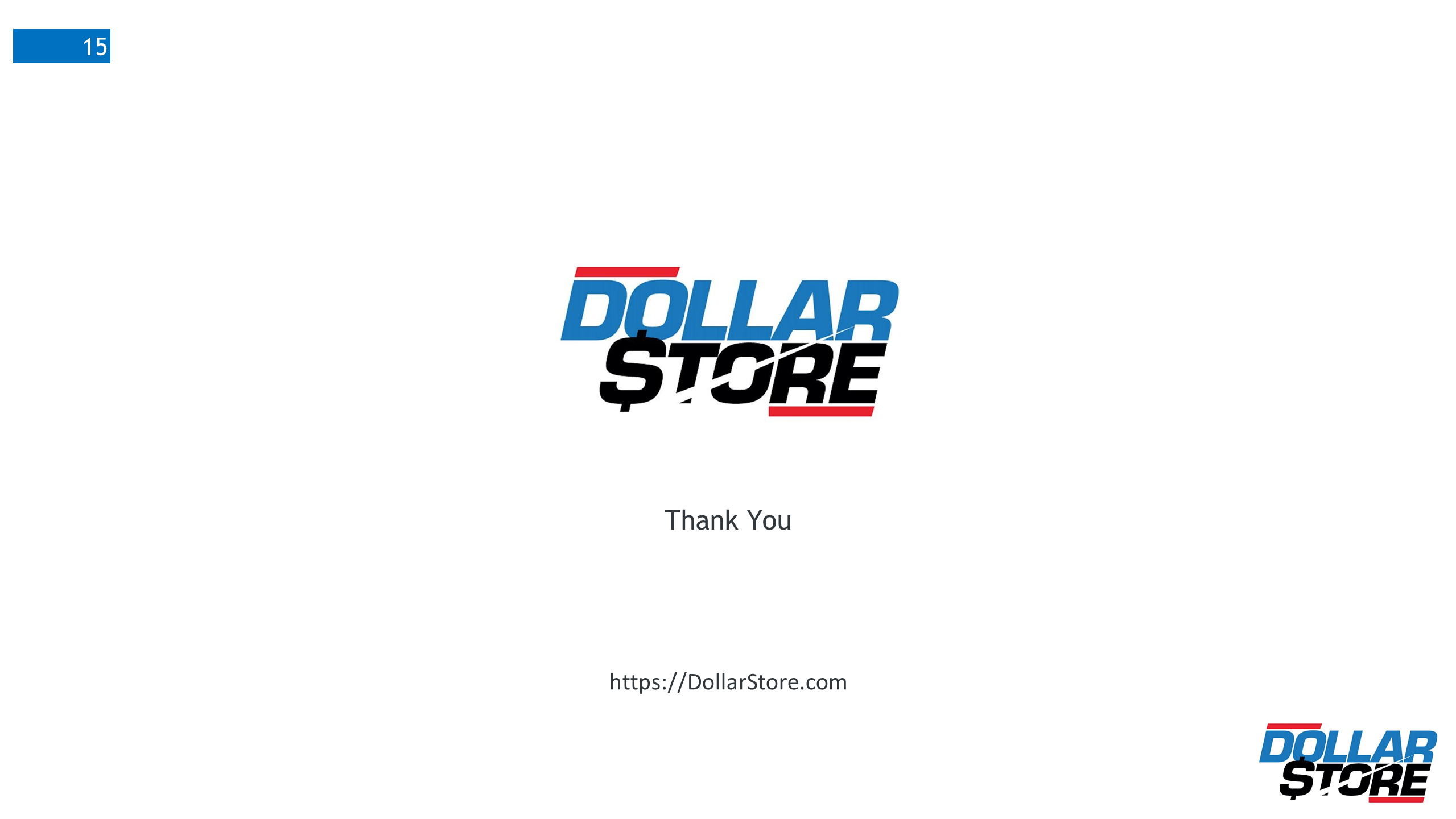 DollarStore a new kind of business